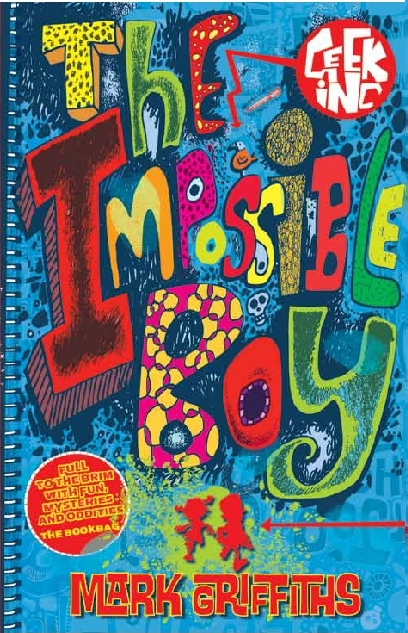 Impossible Boy Book Cover